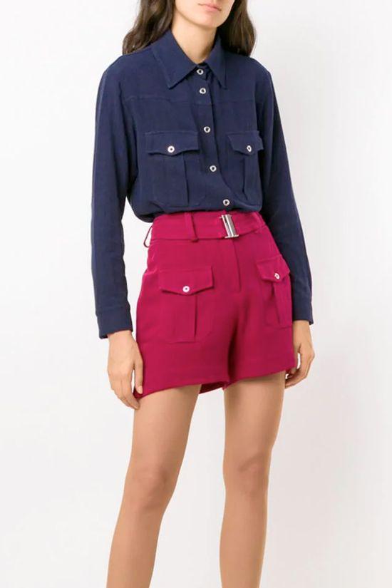 Shorts-Roma-Burgundy-