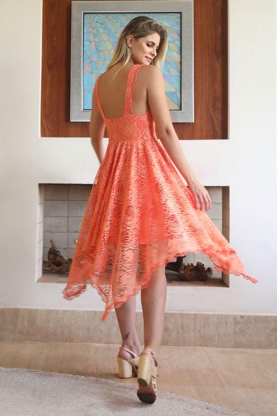 Vestido-Petale-Tangerina