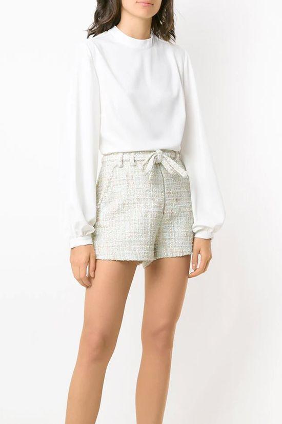 Shorts-Domo-Dourado
