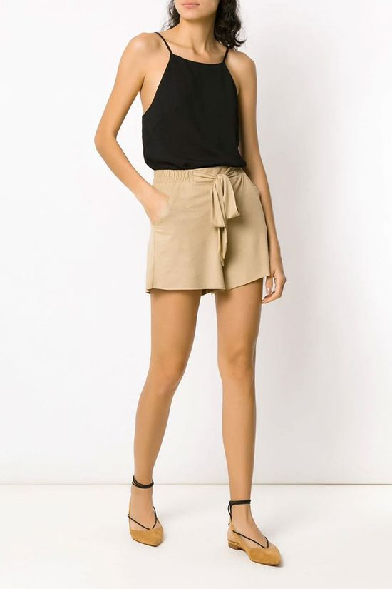 Shorts-Vicenzo-Areia
