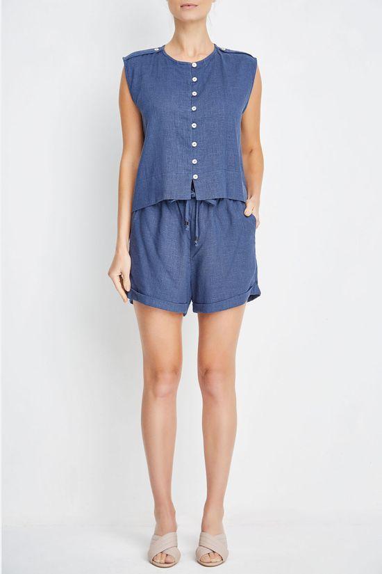 Shorts-Turin-Indigo