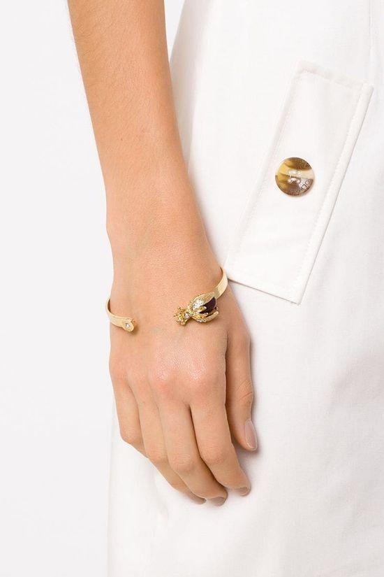 Bracelete-Strass-Alverare-Dourado
